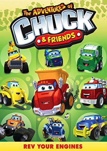 The Adventures of Chuck & Friends: Rev Your Engines