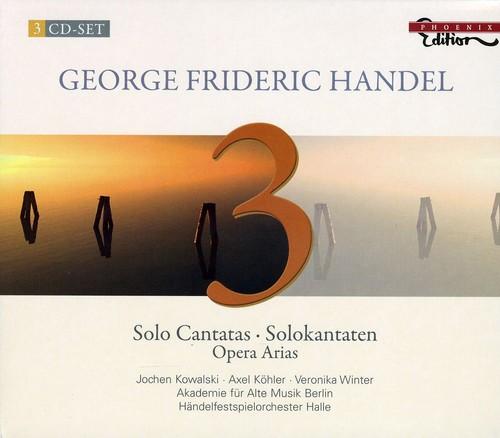 Axel Kohler - Solo Cantatas