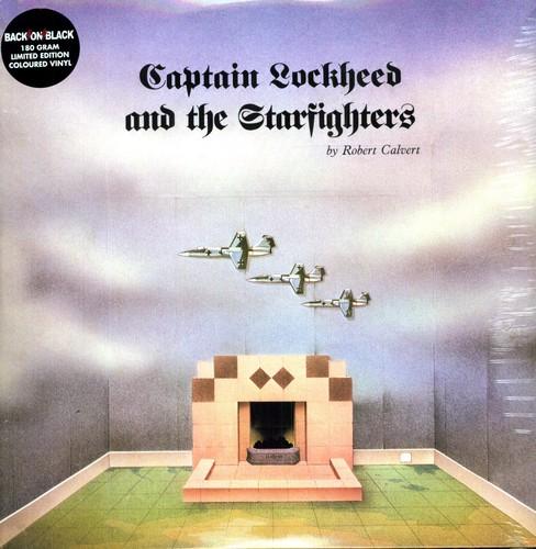 Captain Lockheed and The Starfighter