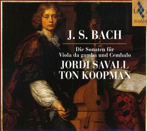 Sonaten Fur Viola Da Gamba Und Cembalo