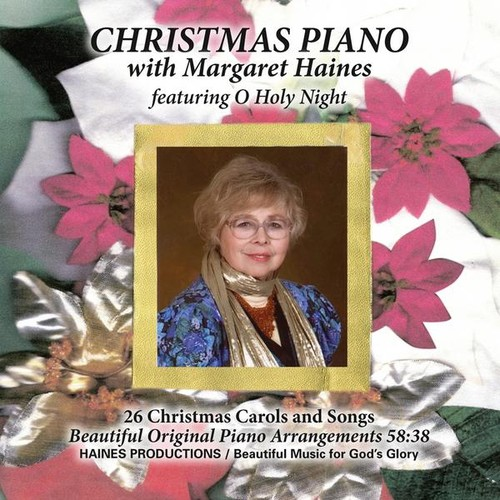 Christmas Piano with Margaret Haines