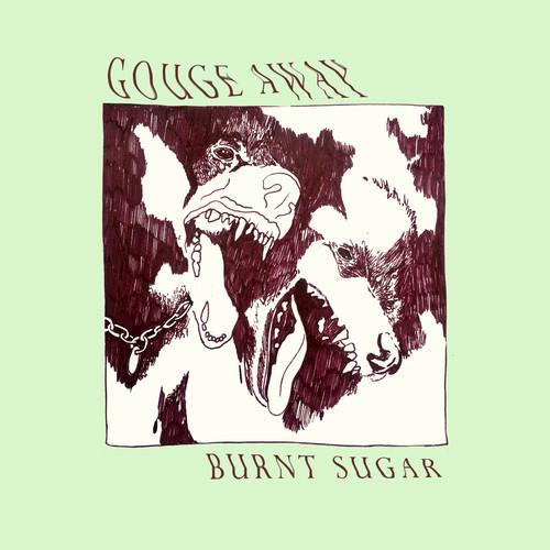 Gouge Away - Burnt Sugar [Indie Exclusive Transparent Green LP]