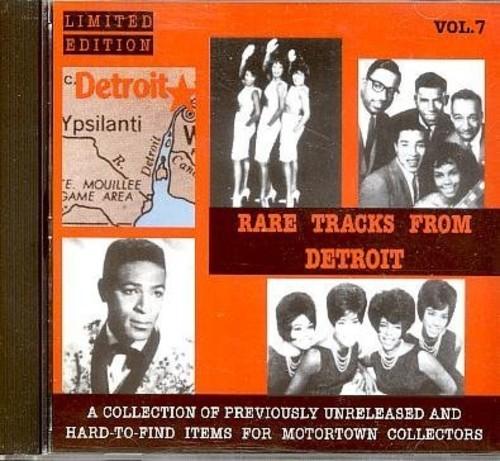 Detroit 7: Rare Tracks /  Various