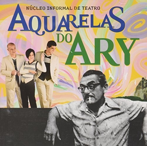 Aquarelas Do Ary [Import]