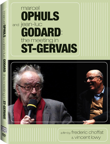 Marcel Ophuls & Jean-Luc Godard: Meeting in