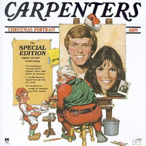 The Carpenters-Christmas Portrait
