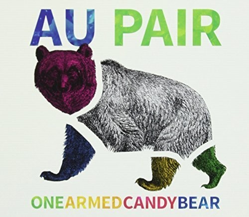Au Pair - One-Armed Candy Bear