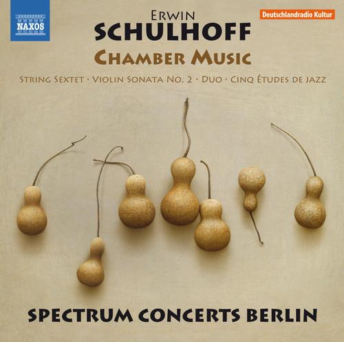 Spectrum Concerts Berlin - Erwin Schulhoff: Chamber Music