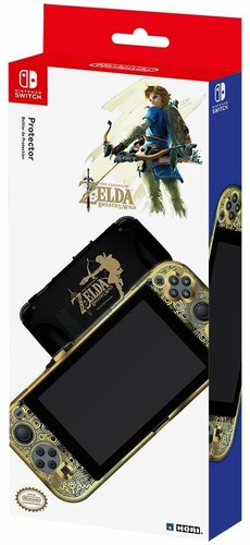 - HORI Premium Protector - Zelda Edition for Nintendo Switch