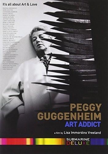 Peggy Guggenheim Art Addict: A Film by Lisa Immordino Vreeland [Import]