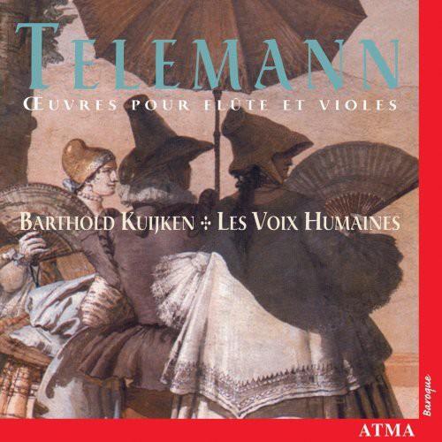 Works for Flute & Viols