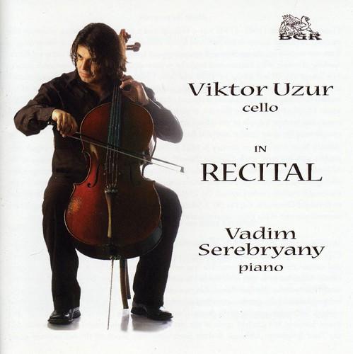 Viktor Uzur in Recital