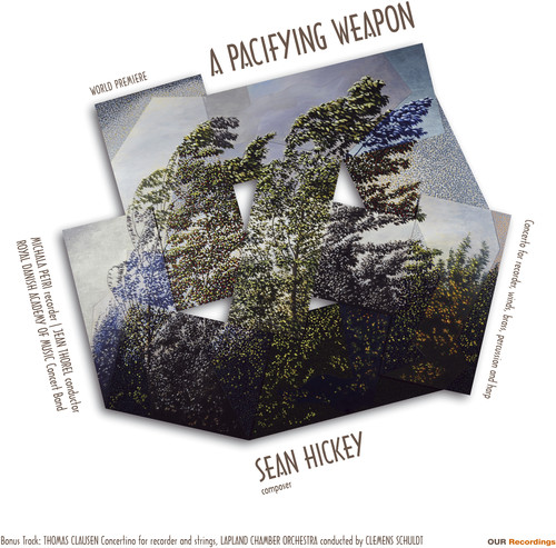 MICHALA PETRI - Sean Hickey: A Pacifying Weapon