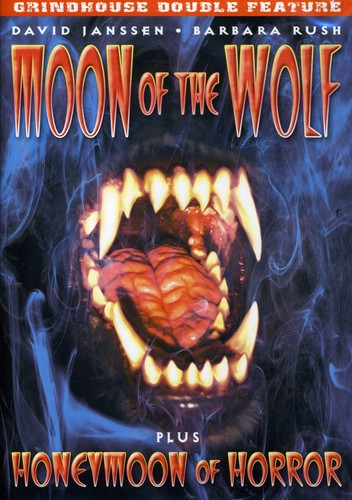 Grindhouse Double Feature: Moon of the Wolf /  Honeymoon of Horror