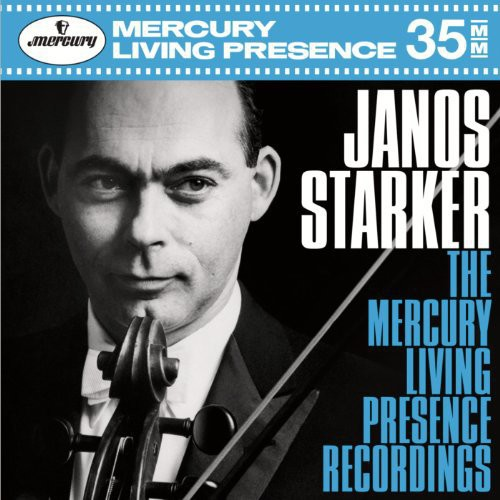 Janos Starker: The Mercury Recordings