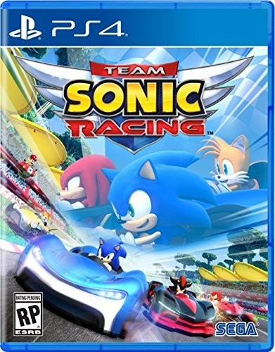 Ps4 Team Sonic Racing - Team Sonic Racing for PlayStation 4