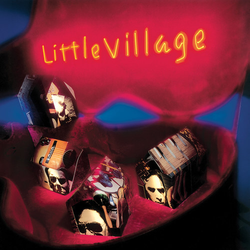 Little Village - Little Village [SYEOR Exclusive 2019 Blue LP]