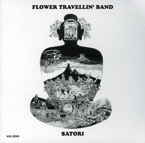 Flower Travellin Band - Satori