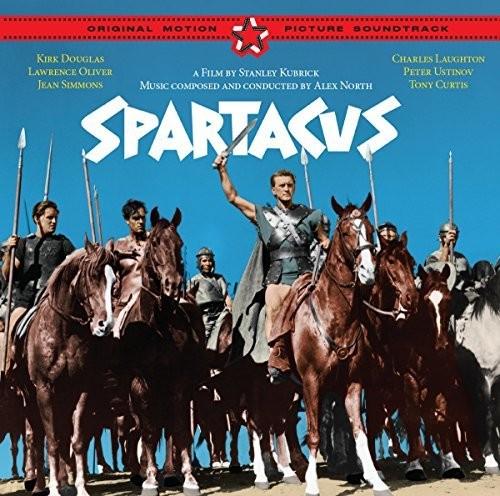 Alex North-Spartacus + 4 Bonus Tracks (Original Soundtrack)