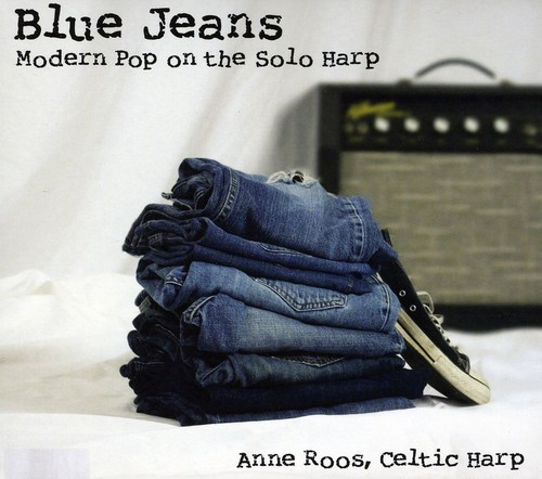 Blue Jeans: Modern Pop of the Solo Harp