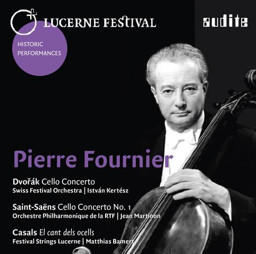 Pierre Fournier - Works for Cello