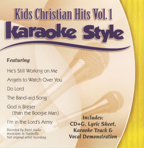Karaoke Style: Kids Christian Hits, Vol. 1