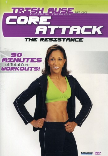 Core Attack: The Resistance With Trish Muse