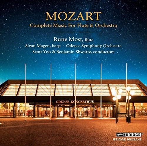 Complete Flute & Orchestra