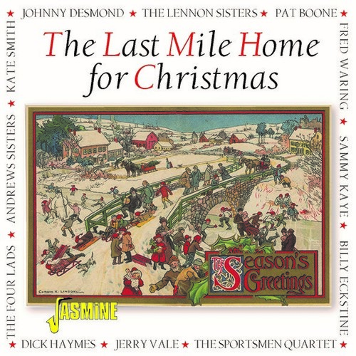 Last Mile Home For Christmas /  Various [Import]