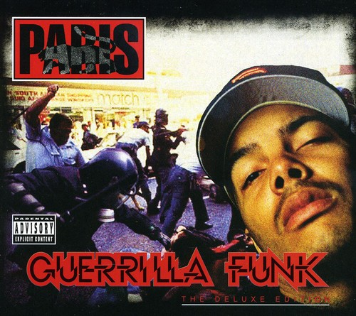 Paris - Guerrilla Funk [Limited Edition] [CD and DVD]