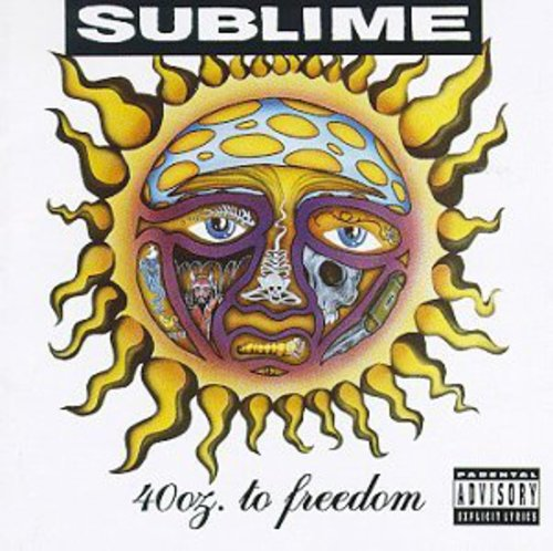 Sublime-40 Oz to Freedom