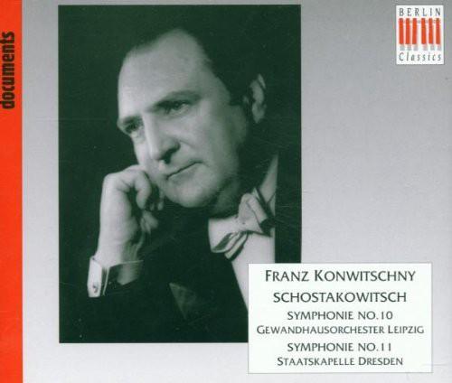 Symphonies 10 11