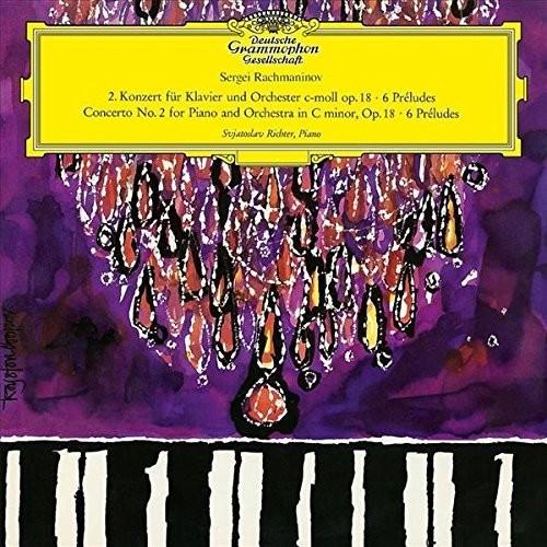 Piano Concerto No 2 in C Minor Op 18