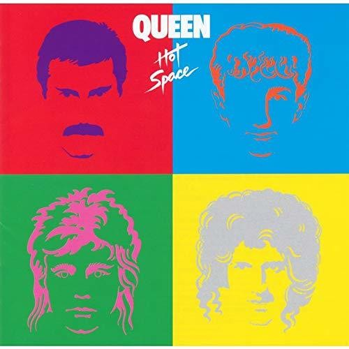 Queen - Hot Space [Limited Edition] (Hqcd) (Jpn)