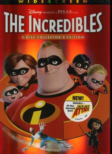 The Incredibles [Movie] - The Incredibles