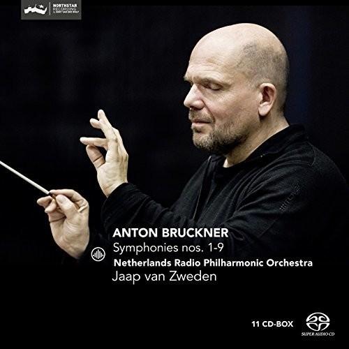 Jaap van Zweden - Bruckner: Symphonies No. 1-9