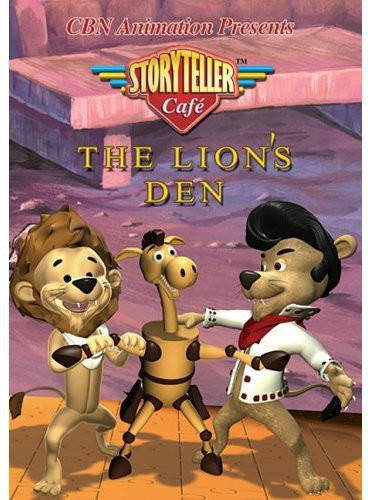 Storyteller Cafe: Lion's Den