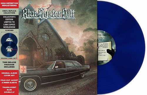 On your Feet or on your Knees (Translucent Blue Vinyl)