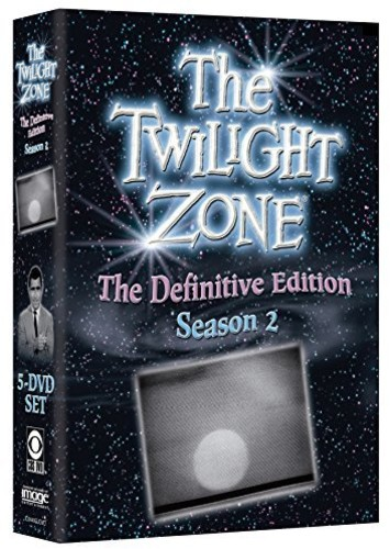 The Twilight Zone: Complete Second Season (Definitive Edition)