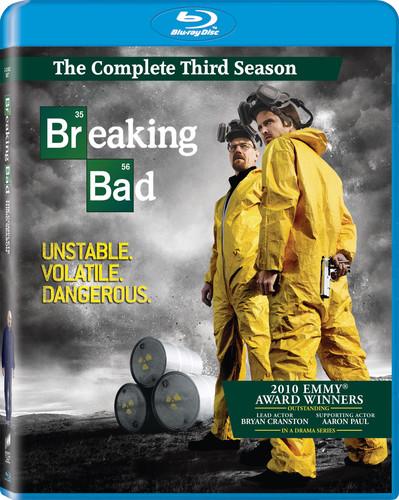 Breaking Bad [TV Series] - Breaking Bad: The Complete Third Season