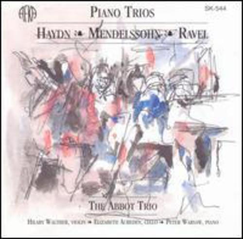 Piano Trio in C Major /  Piano Trio 1 in D minor