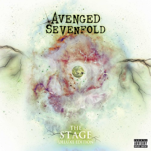 Avenged Sevenfold - The Stage [Deluxe Edition 4LP]