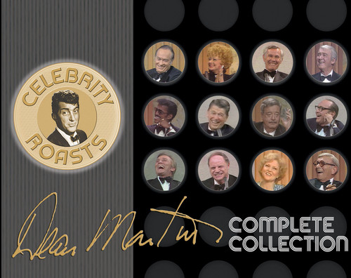 Dean Martin Celebrity Roasts: Complete Collection