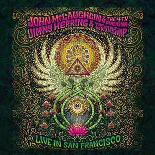 John Mclaughlin & The 4th Dimension - Live In San Francisco