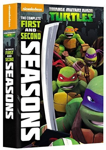 Teenage Mutant Ninja Turtles: The Complete First and Second Seasons (2012-2014)