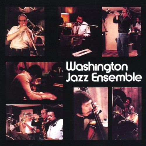 Washington Jazz Ensemble Ars 002