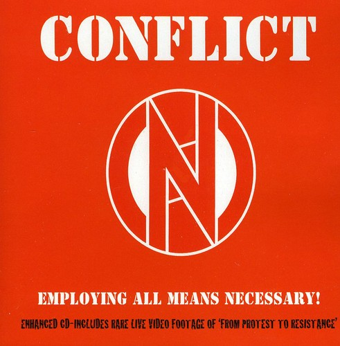 Conflict - Employing All Means Necessary