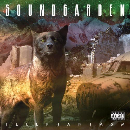 Soundgarden - Telephantasm: A Retrospective [2CD/DVD]