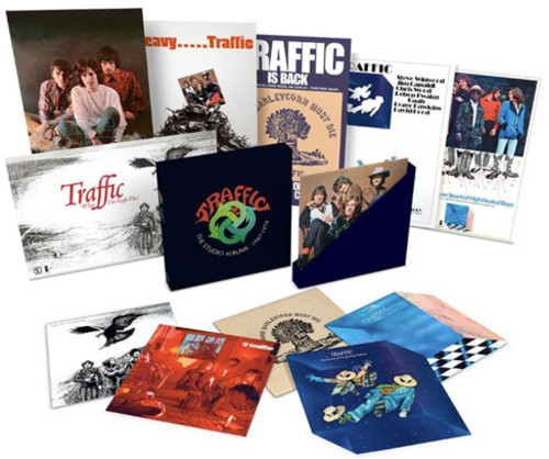 Traffic - The Studio Recordings 1967-74 [6LP Box Set]