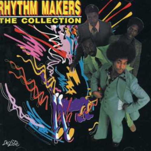 The Rhythm Makers - Soul On Your Side